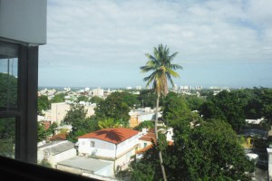A Real Estate Broker can help you find a great view like this in San Juan, PR