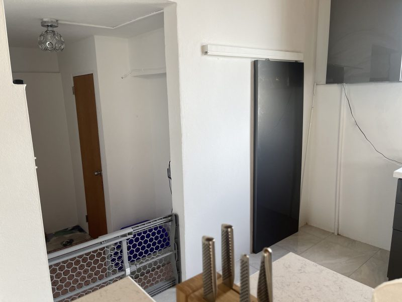 Kitchen Closet and Electric Panel