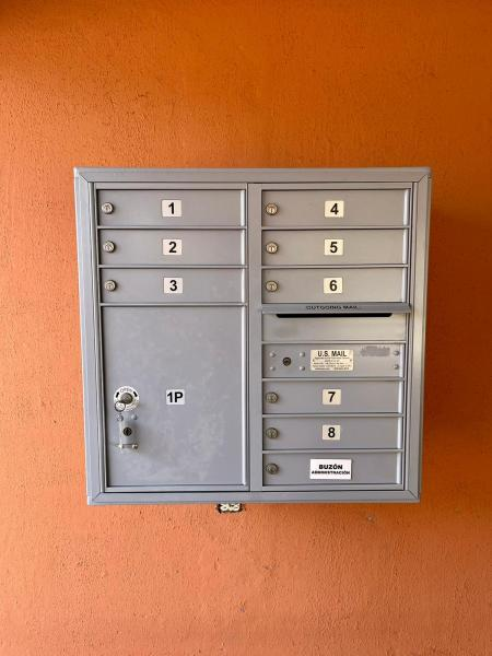 Secure Mailbox #3