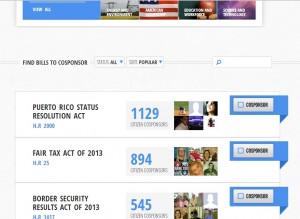 Cosponsor visitors support HR 2000