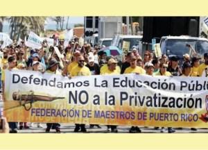 Privatization of Education