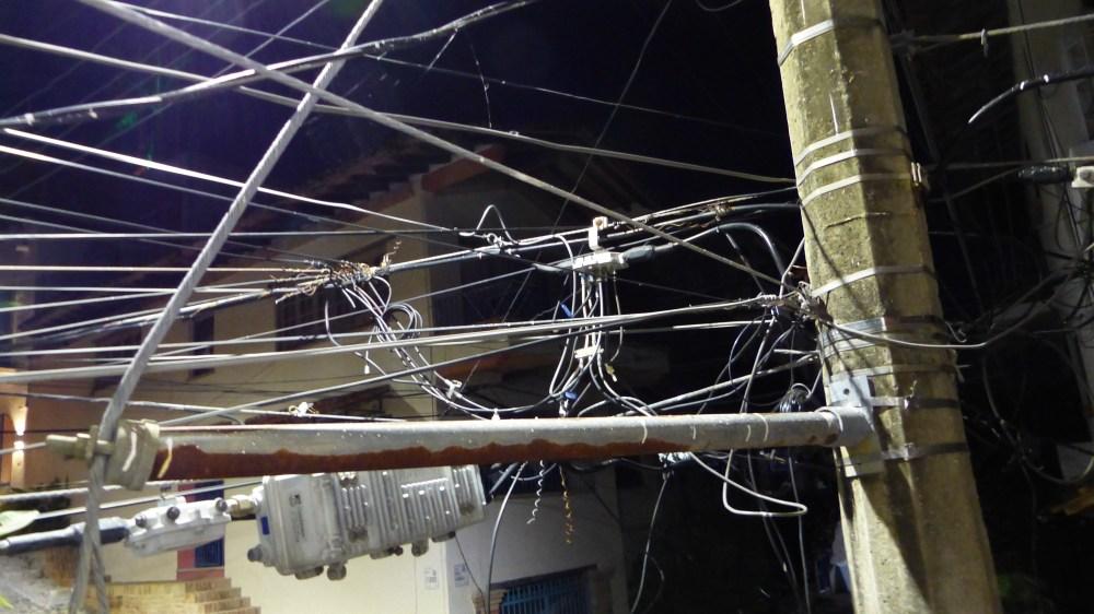 medium resolution of wires near my condo balcony in puerto vallarta
