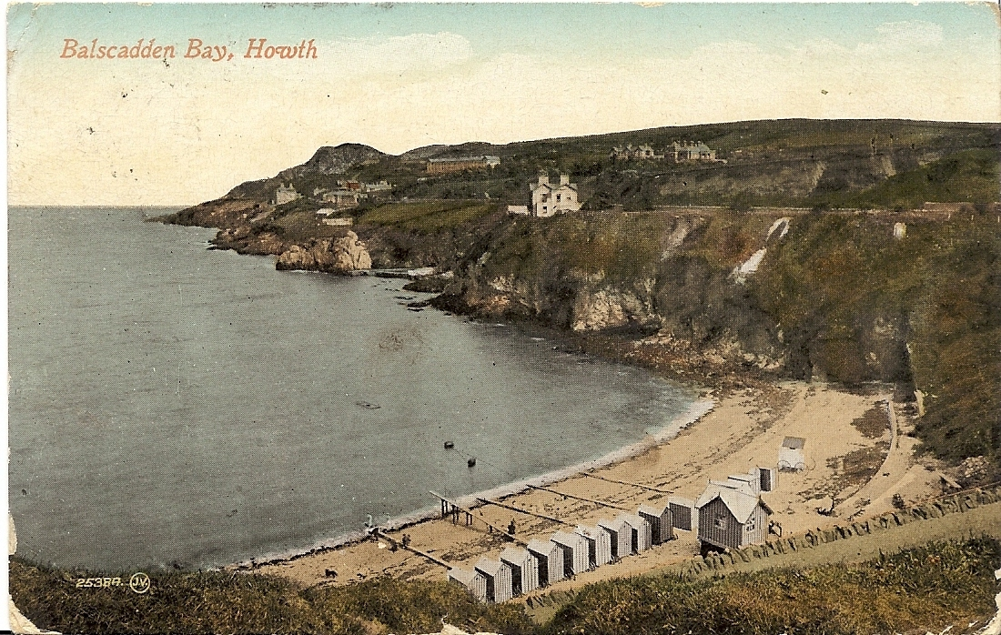 Howth Postcard