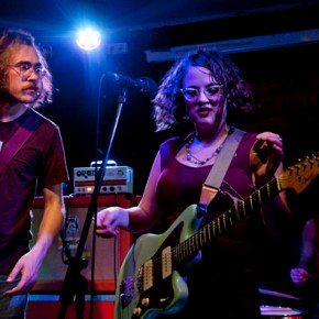 Crónica: Sallie Ford & The Sound Outside en la sala Rocksound 31/05/13