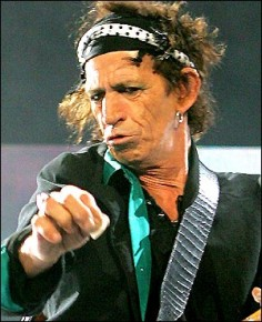 Keith Richards prepara su regreso en solitario para el 2014