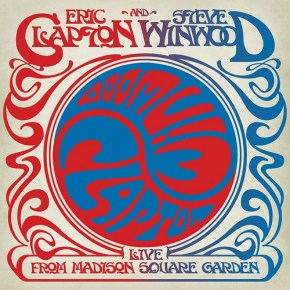 Crítica: Eric Clapton and Steve Winwood – Live from Madison Square Garden (2009)