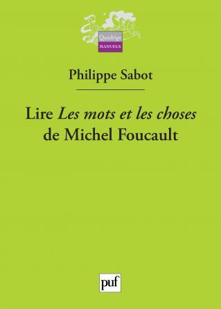 Michel Foucault Les Mots Et Les Choses : michel, foucault, choses, Choses, Michel, Foucault, Quadrige, Manuels, Format, Physique, Numérique