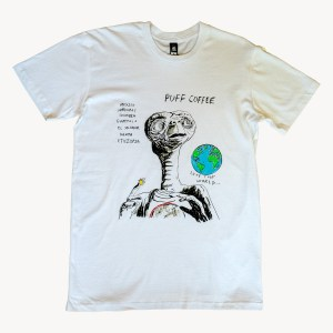 Puff shirt with et