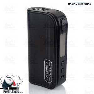 Innokin CoolFire 4 TC 100W | Puffin Clouds UK