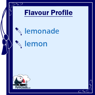 Lemonade House Traditional - Fresh Lemonade E-Liquid Flavour Profile