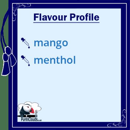 Nasty Juice Fat Boy E-Liquid (Low Mint) Flavour Profile