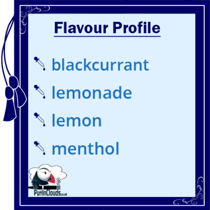 Nasty Juice Wicked Haze E-Liquid (Low Mint) Flavour Profile