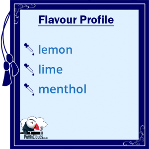 I Love VG Neon Lime E-Liquid - Flavour Profile | Puffin Clouds UK