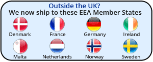 EEA Member State Shipping - £10 Fixed Rate