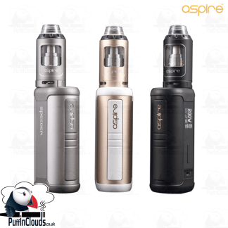 Aspire Speeder Kit 200W (UK Edition) | Puffin Clouds UK