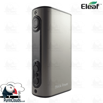 Eleaf iStick Power 80W Mod - Grey | Puffin Clouds UK