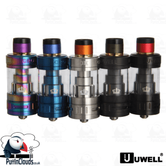 Uwell Crown 3 Tank - UK Edition | Puffin Clouds UK
