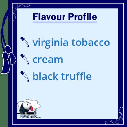 IVG Gold Tobacco Short Fill E-Liquid 50ml - Flavour Profile   Puffin Clouds UK