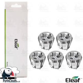 Eleaf HW-N Coils Mesh 0.2 Ohms (5 Pack) | Puffin-Clouds