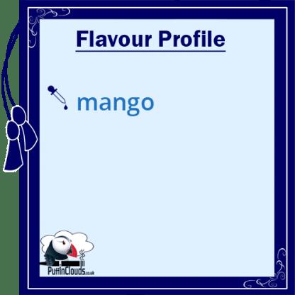 P.U.R.E Mango Shake n Vape E-Liquid (50ml 0mg) | Puffin Clouds UK