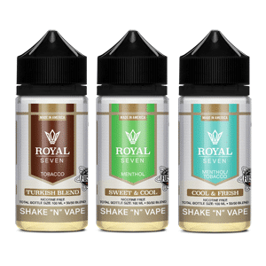 Purity Royal Seven Shake n Vape