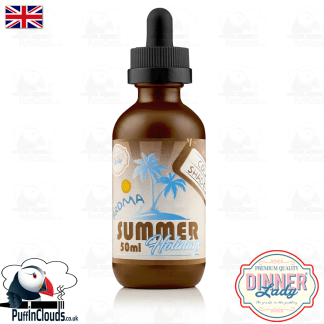 Dinner Lady Cola Shades E-Liquid (50ml 0mg) | Puffin Clouds UK