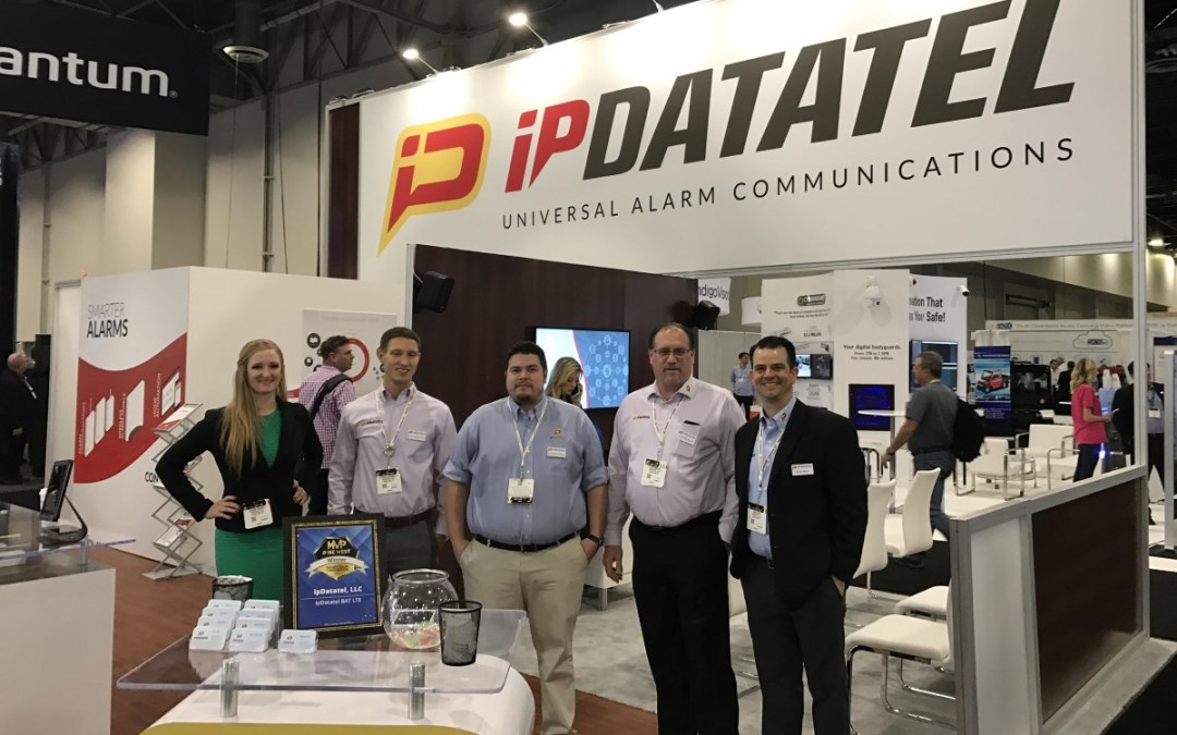 Our Presentations in Action: ipDatatel at the ISC West 2017 tradeshow