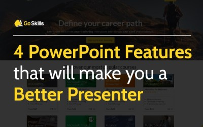 "Puffingston featured in GoSkills article ""4 PowerPoint Features That Will Make You a Better Presenter"""
