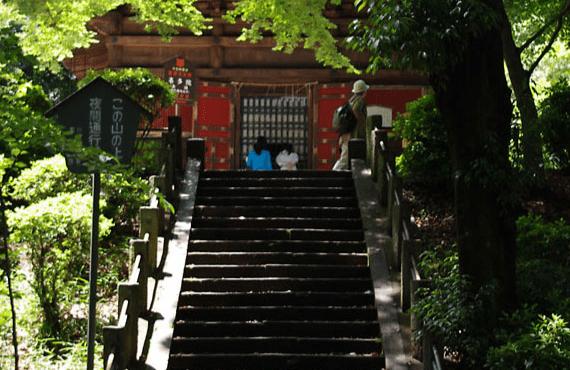 喜多院階梯
