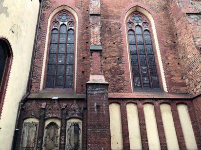 Kościół Św. Anny. Nie wiem czy to zbieg okoliczności, ale bardzo mi się spodobał :)