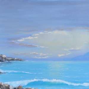 бюрюзовое море