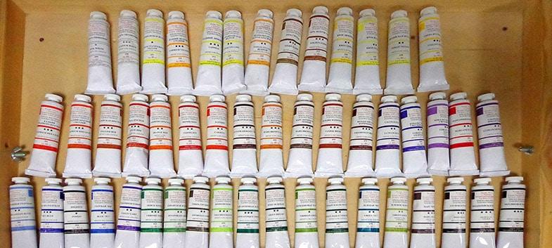 Как выбрать лучшие масляные краски для живописи