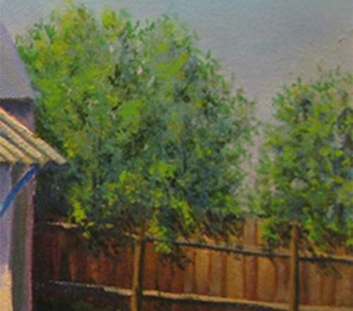 картина бабушкин дом 4