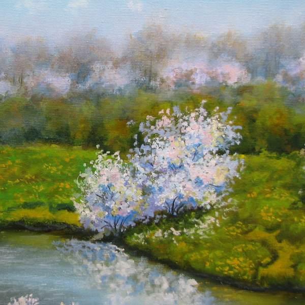картина весна-3