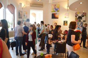 выставка картин солнечная палитра