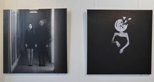 фото на выставке