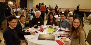 Volunteers Needed: Mentor Nights at Local Colleges and Universities