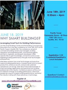 Why Smart Buildings?