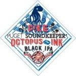 Pike Brewing Co. Octopus Ink Black IPA