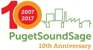 Puget Sound Sage's 10th Anniversary