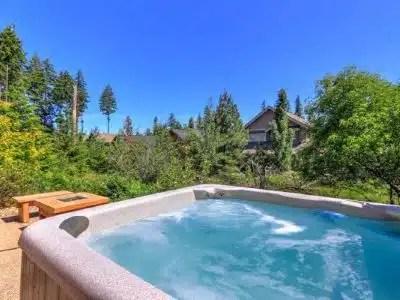 hot tub installation in Edmonds