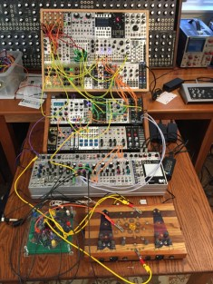 Richard Brewster's Electronic Sounds - Richard Brewster's blog about