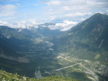 Chamonix again