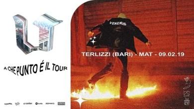"""Photo of [Music Live] VENERUS """"A che punto è il Tour"""" @ """"MAT – laboratorio urbano"""" Terlizzi (BA) – 9 febbraio 2019"""