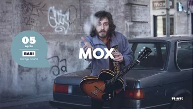 "Photo of [Music Live] MOX in concerto con ""Figurati l'amore"" Tour@ ""Garagesound"" Bari – 5 aprile 2019"