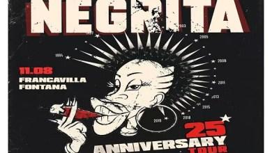 """Photo of [Music Live] Per il loro 25 anni di #rocknroll i NEGRITA tornano in tour @ """"Piazza Giovanni XXIII"""" Francavilla F. (Br) – 11 agosto 2019"""