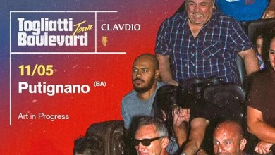 "Photo of [Music Live] CLAVDIO in concerto @ ""Art in Progress"" Putignano (Ba) – 11 maggio 2019"
