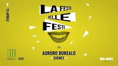 """Photo of [Music Live] AURORO BOREALO in concerto – Unica tappa in Puglia del """"performer dei performer"""" @ """"Spazio 13"""" Bari- 13 aprile 2019"""