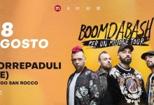 "Photo of [Music Live] BOOMDABASH live @ ""Torrepaduli-Ruffano"" (Le) –"