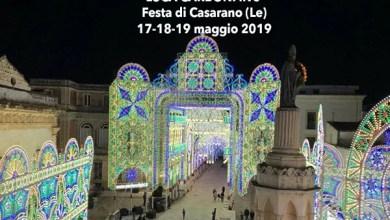 Photo of [Music Live] LUCA CARBONI alla Festa Patronale di Casarano (LE) dal 18 al 20 MAGGIO 2019